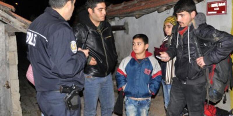 Suriyelilerin umuda yolculuğu Edirne'de sonlandı