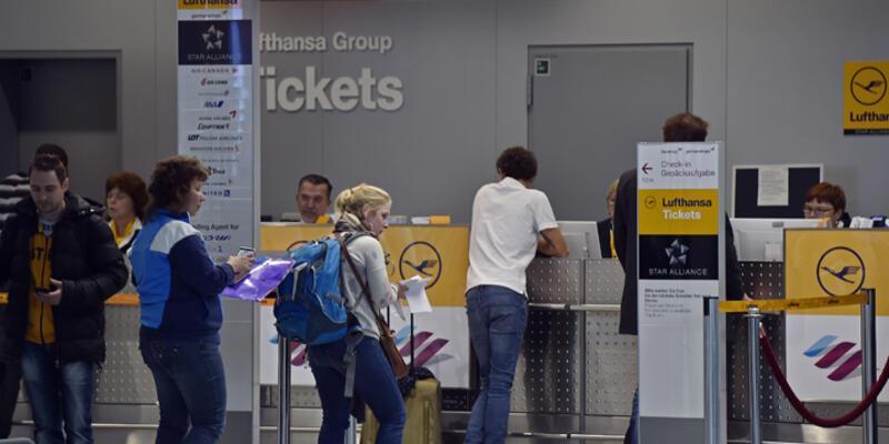 Lufthansa yolcuları dikkat!