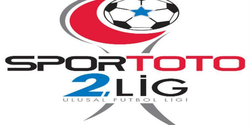 Spor Toto 2. Lig'de puan durumları