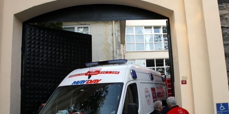 Galatasaray Üniversitesi'nde feci ölüm