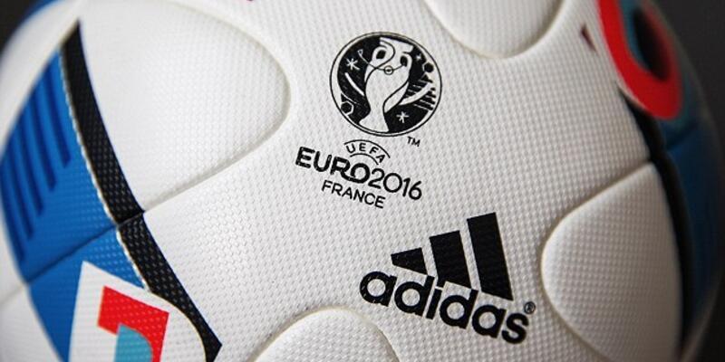 İşte Euro 2016'nın resmi topu