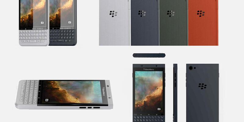 BlackBerry Vienna ortaya çıktı