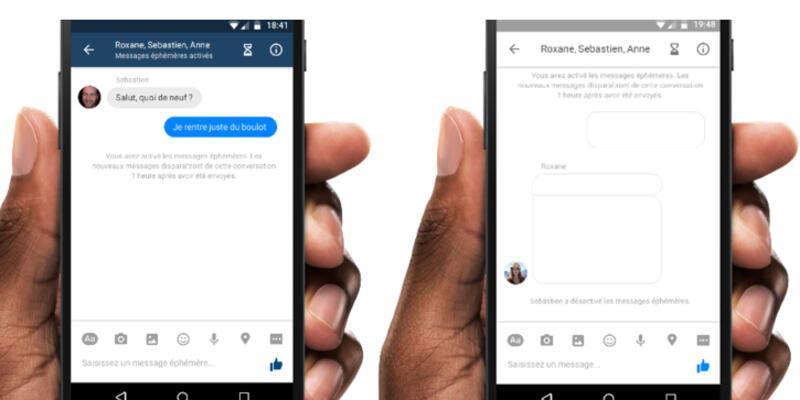 Facebook Messenger kendi kendini yok eden mesajlar özelliğine kavuşacak