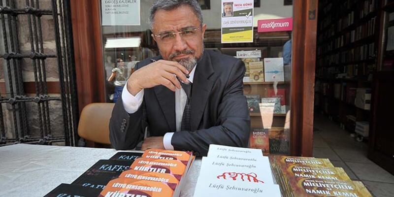 """Ülkücü senaristten ilginç açıklama: """"Hz. Muhammed de Theo Angelopoulos da ülkücü"""""""