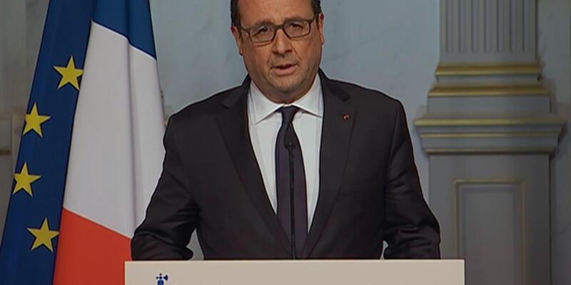 Hollande G-20 Zirvesi'ne katılmıyor