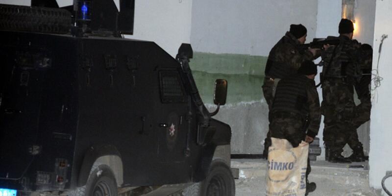 Gaziantep'te IŞİD'in hücre evine baskında patlama