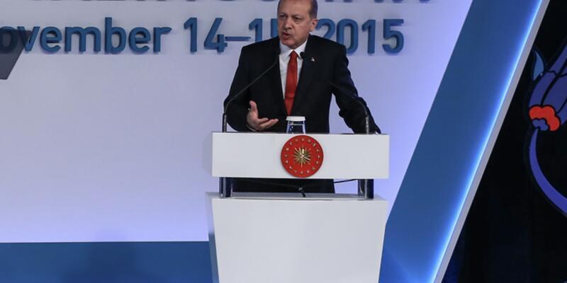 """Cumhurbaşkanı Erdoğan'dan işverenlere: """"Az kazanın, paylaşın"""""""