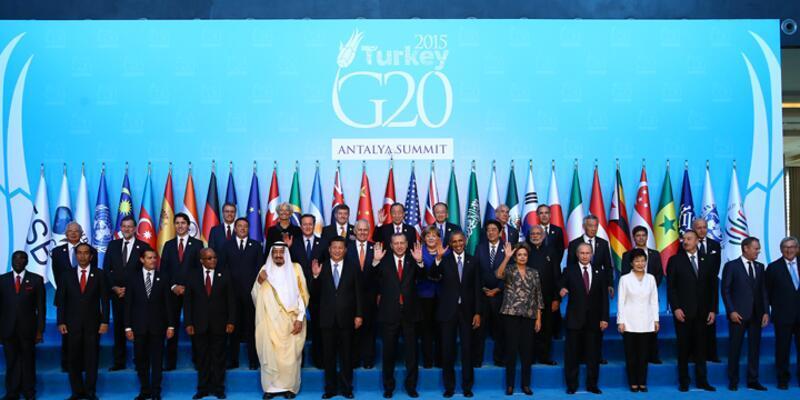 G20 Liderler Zirvesi'nde intihar eylemi yapacaklardı