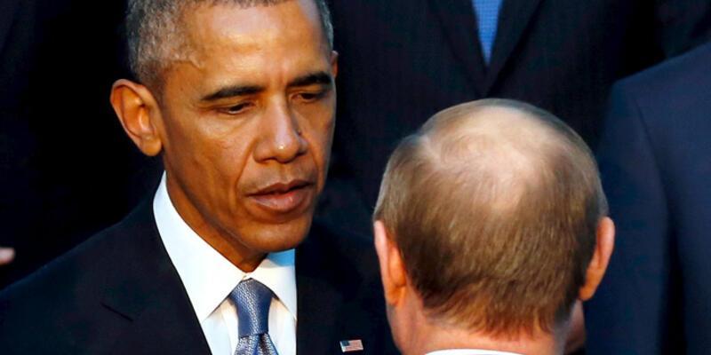Obama ile Putin arasında ikili görüşme