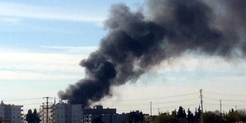 Nusaybin'de yasağın 3'üncü gününde silah ve patlama sesleri