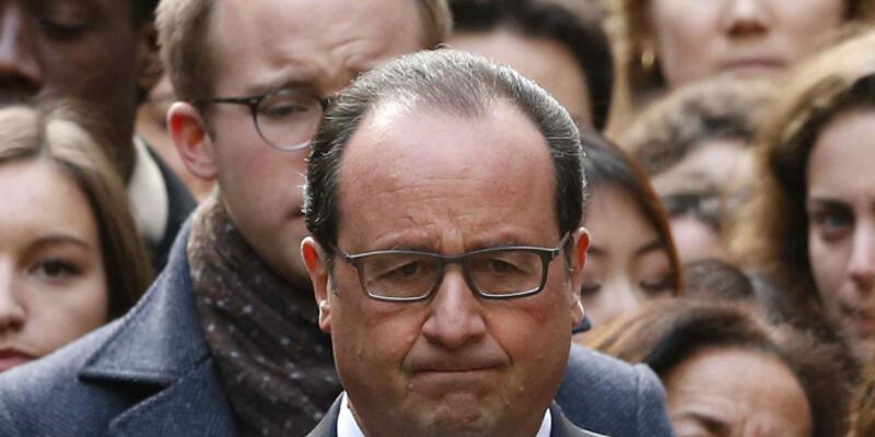 Hollande: Olağanüstü halin 3 ay uzatılmasını talip edeceğiz