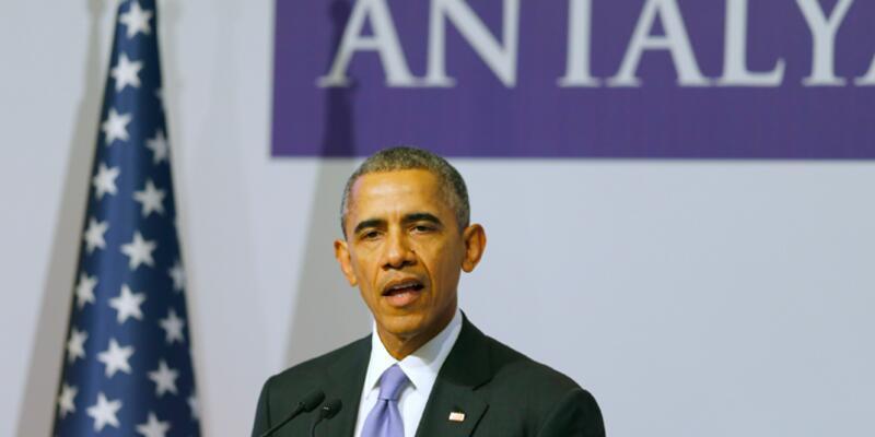 ABD Başkanı Barack Obama G20 zirvesinde konuştu