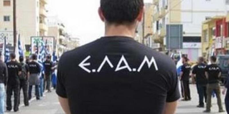 Güney Kıbrıs'ta sağcı ELAM üyeleri Türklere saldırdı