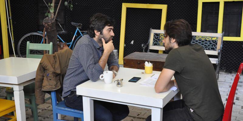 """Yönetmen Emin Alper """"Abluka""""yı anlattı"""