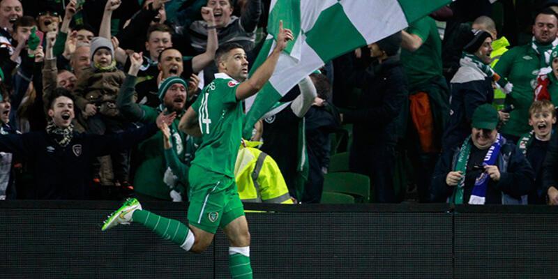 Bosna Hersek başaramadı... İrlanda Euro 2016'da