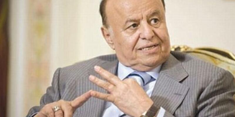 Yemen'in sürgündeki Cumhurbaşkanı döndü