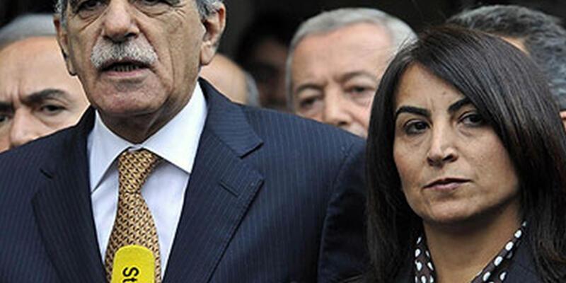Aysel Tuğluk ve Ahmet Türk hakkında karar
