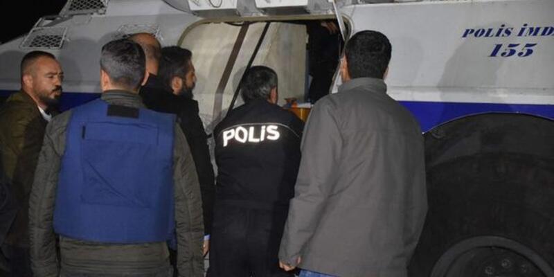Roman mahallesinde kavga: 10 kişi yaralandı