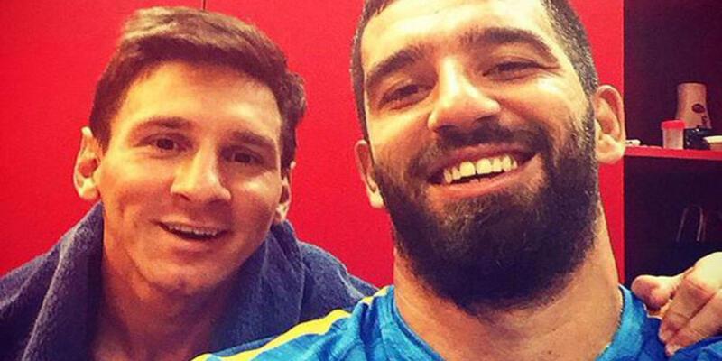 Messi Türkiye - Arjantin maçı için devrede