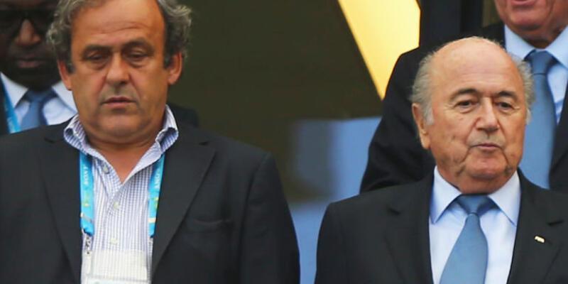 Blatter ve Platini'ye ikinci şok!