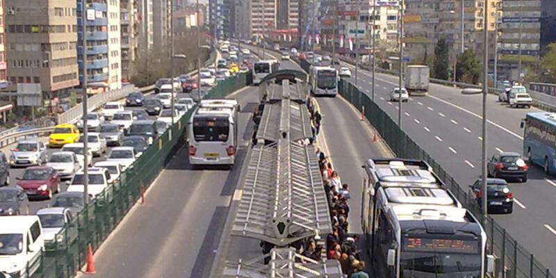 İstanbul Şirinevler'de 1 yıl sürecek çalışma