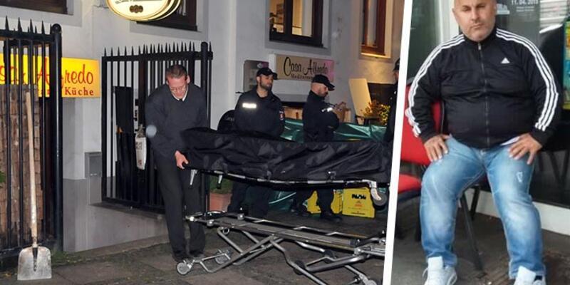 Kayıp Türk, İtalyan restoranının zemininde betona gömülü bulundu