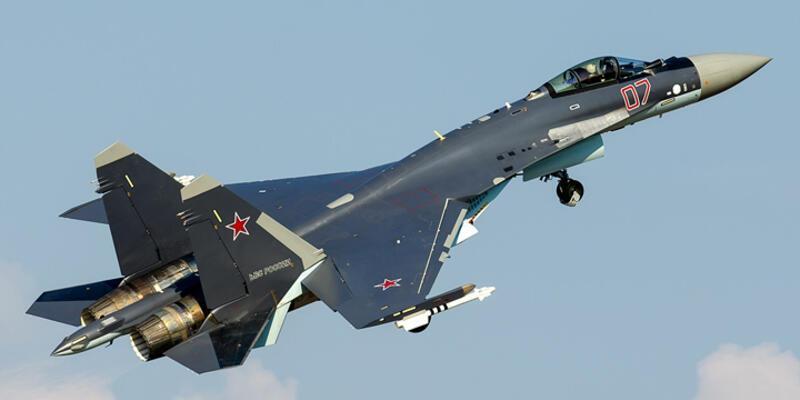 Rusya'dan Çin'e  2 milyar dolarlık Su-35 satışı