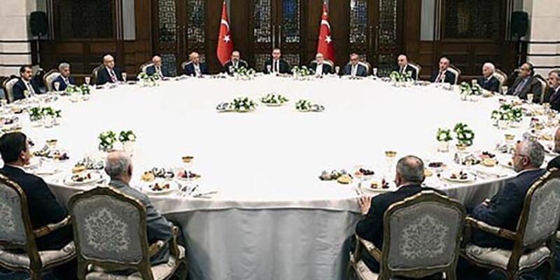 Cumhurbaşkanlığının maliyeti tartışılan iftar davetiyle ilgili dava başladı