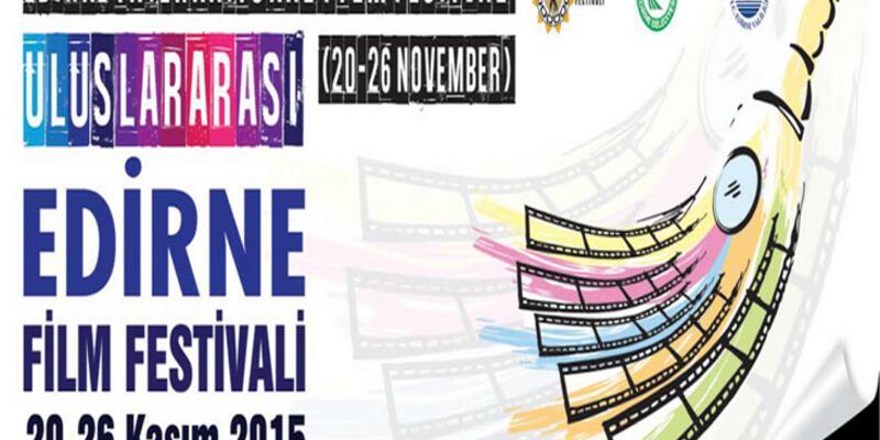 Uluslararası Edirne Film Festivali başlıyor