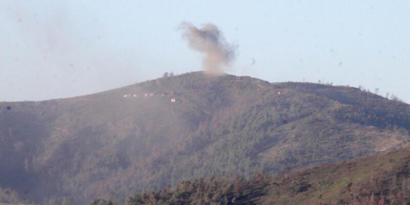 Esad ordusu Türkmen Dağı'na girdi
