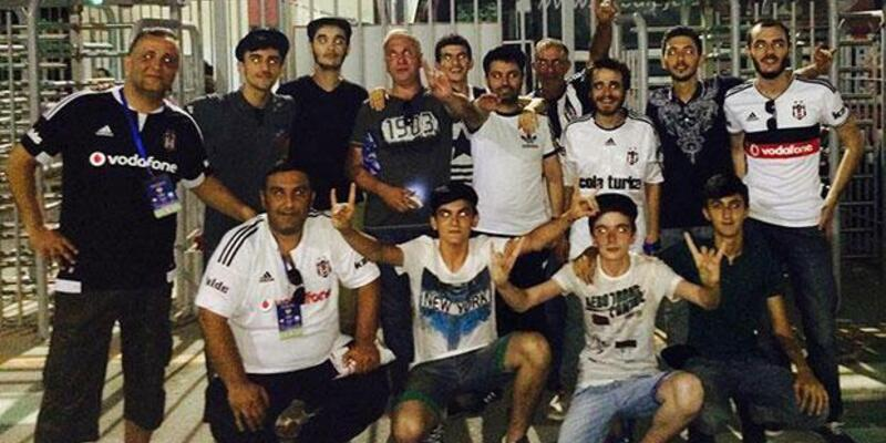 Qabala, Beşiktaş'tan 15 taraftar transfer etti!