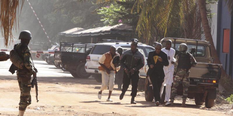 Mali'de rehine eylemi