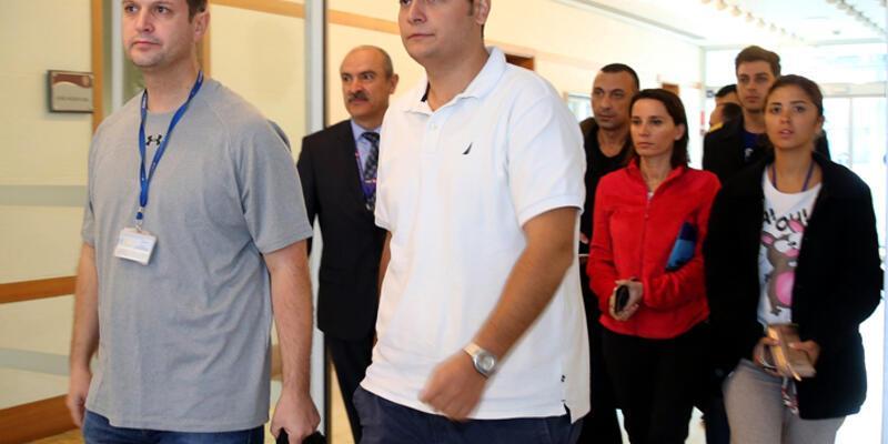 Mali'deki baskında kurtarılan THY personeli Türkiye'ye getirildi