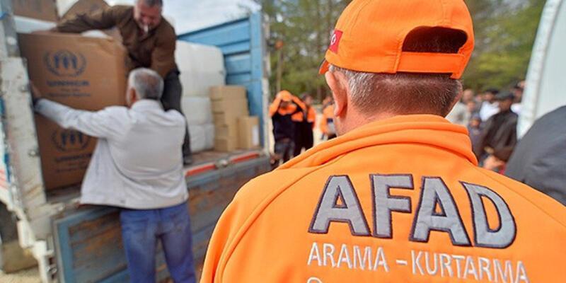 """AFAD: """"Türkmen Dağı'nın düştüğü doğru değil"""""""