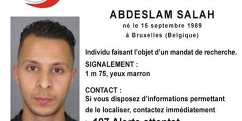 Belçika Abdeslam'ı arıyor: 19 adrese baskın, 16 gözaltı