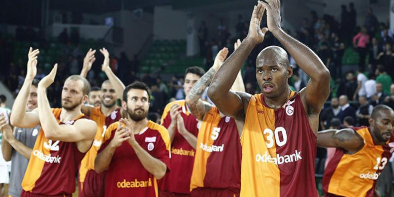 Zorlu mücadele Galatasaray'ın Odeabank'ın!