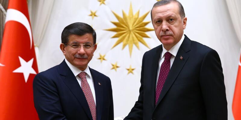 Başbakan Davutoğlu 64. hükümeti açıkladı