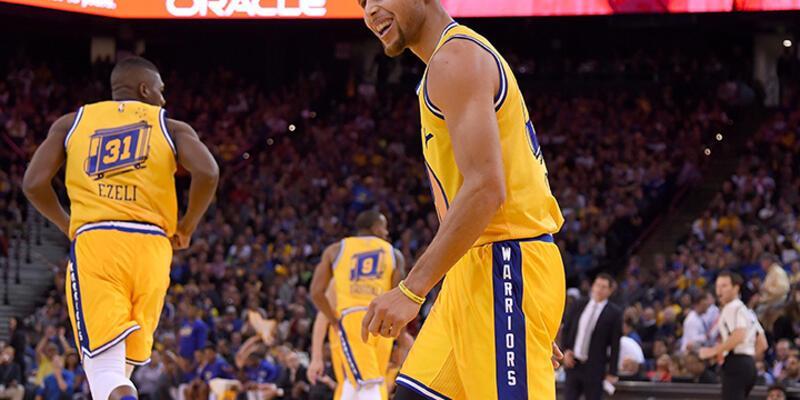 Golden State NBA tarihini yeniden yazdı