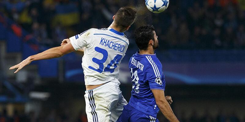 Dinamo Kiev'e 3 maç ceza!