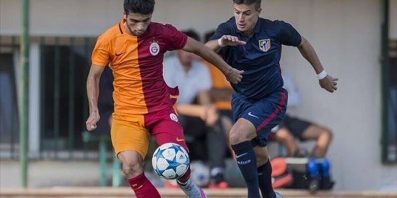 Atletico Madrid - Galatasaray: 4-0