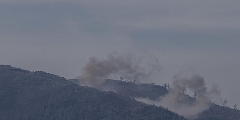 Suriye ordusu Kızıldağ'ı yeniden ele geçirdi
