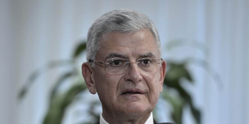Volkan Bozkır'dan AB'nin Terörle Mücadele Kanunu talebine tepki
