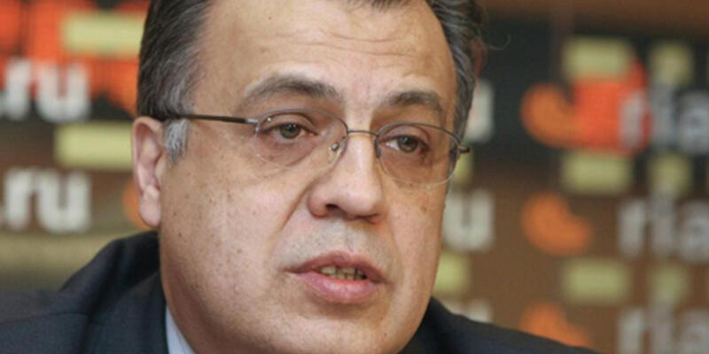 Rus büyükelçi Dışişleri'ne çağırıldı
