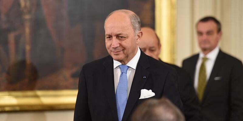 Fransa Dışişleri Bakanı'ndan önemli açıklamar
