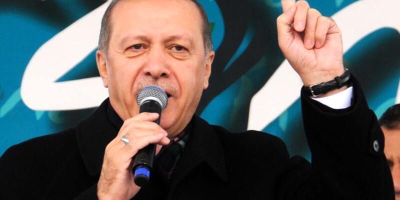 Cumhurbaşkanı Erdoğan Bayburt'tan Moskova'ya seslendi