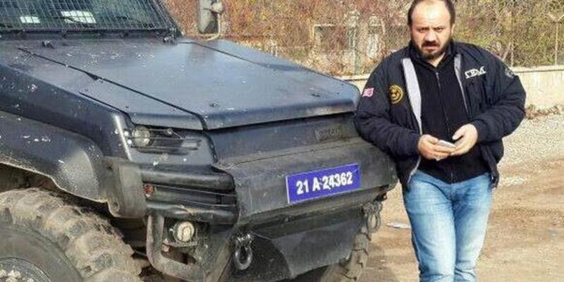 Kahramanmaraşlı polisin baba evinde yas