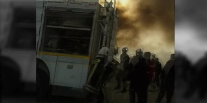 Suriye'den Türkiye'ye suçlama
