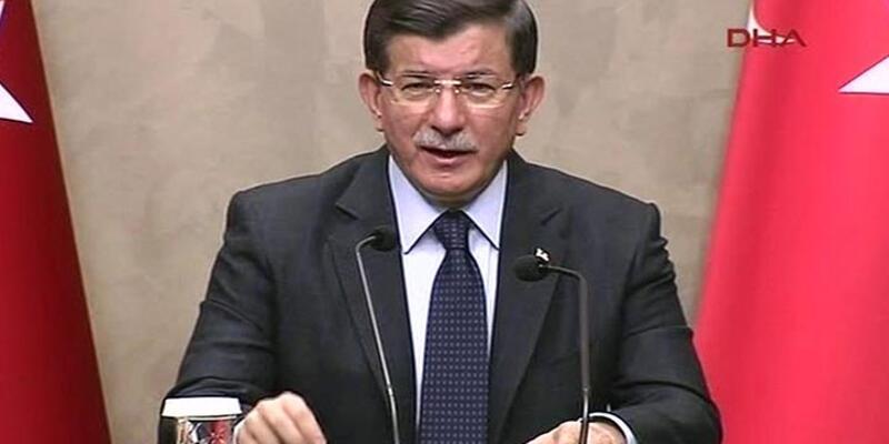 Başbakan Ahmet Davutoğlu Brüksel'e gitti