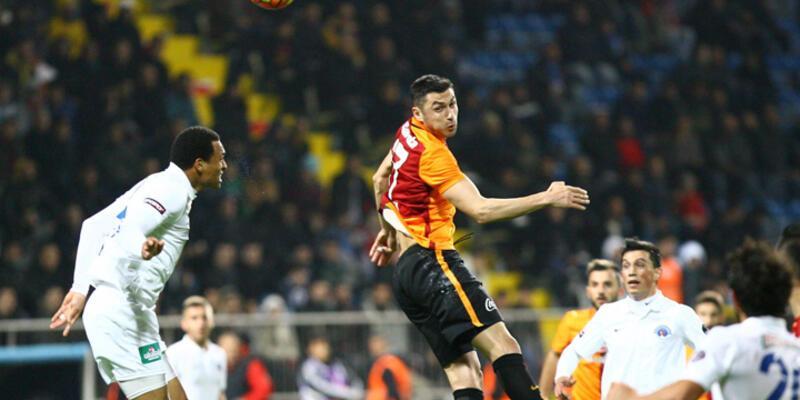 Galatasaray'da puan kaybı sürüyor... Kasımpaşa 2-2 Galatasaray