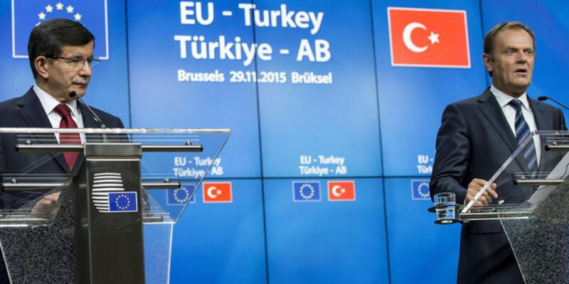 """""""Brüksel Türkiye'deki demokrasi kaygılarını arka plana attı"""""""